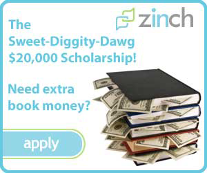 Zinch College Scholarship